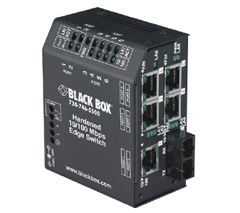 BLACK BOX LBH150A Switch