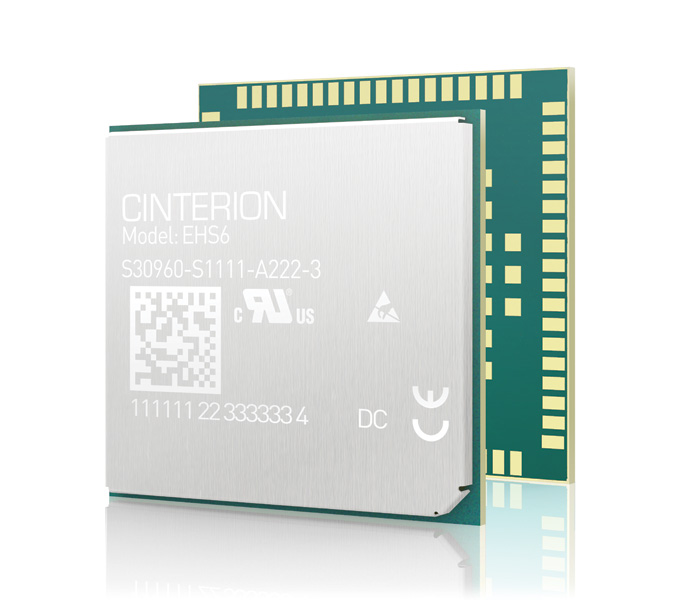 Cinterion EHS6 Wireless Module