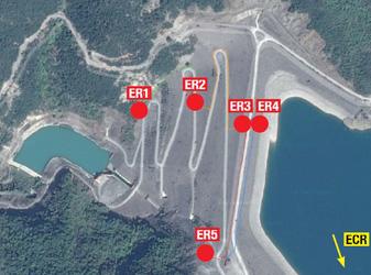 Evinos Dam