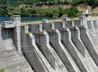 Platanovrosi Dam